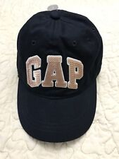 b6ce6eb5d5e New With Tag Big Girls Gap Baseball Cap Size S M