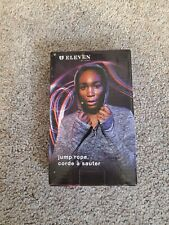 Fabfitfun Eleven by Venus Williams Jump Rope New In Box