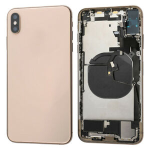 OEM Rear Back Glass Housing Battery Cover For iPhone X XR XS Max 11 Pro SE2 Lot