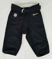 New Orleans Saints NFL Game Issued Football Pants - Size 30 Short