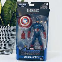 Hasbro Marvel Legends Series: Avengers: Endgame - Captain America Action Figure