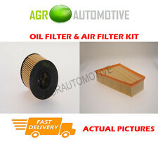 DIESEL SERVICE KIT OIL AIR FILTER FOR VOLVO V70 2.0 136 BHP 2007-10