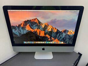 "Apple iMac  21.5"" A1311 Intel Core i7 2.8GHz 8GB 1 TB HD SIERRA 2011"