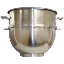 New 60 Qt Mixer Bowl Classic Hobart Stainless Steel 1250 Uniworld Um 60b Mixing