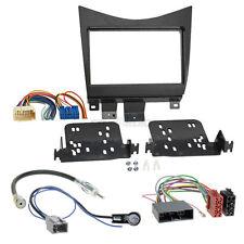 Honda Accord 03-07 2-Din Car Radio Installation Set Adapter Cable FACEPLATE