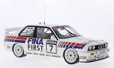 Minichamps 1992 BMW M3 (E30) Team Fina BMW Johnny Cecotto DTM 1:18 LE 504pc*New!