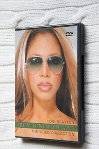 Toni Braxton: From Toni with Love The Video Collection (DVD)