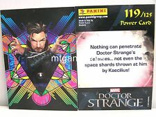 Doctor Strange Movie Trading Card - 1x #119 Power Card-TCG