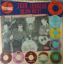 "VA. TEENAGE SHUTDOWN! -""TEEN JANGLER BLOW OUT!""-TEEN CLANG'N'JANGLE LOWDOWN - ♫♫"