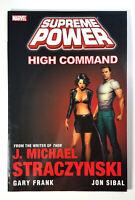 "Supreme Power ""High Command"" Vol #1 - 2nd Edition - (2010) Marvel Comics TPB"