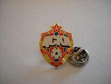 a1 CSKA MOSCOW FC club spilla football calcio футбол pins badge russia pоссия