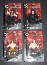 4 Figure Strong Men Wwe Cena Lesnar Undertaker Reigns G Scale Lgb Size Train