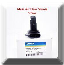 5 Blades Mass Air Flow Sensor Fits:Jaguar Range Rover Lexus Volvo Mazda Toyota &