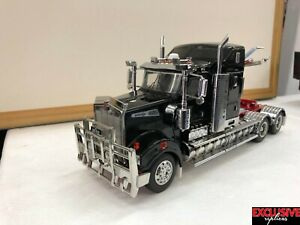 Kenworth T909 Model Truck - Prime Mover 1:32 - Black