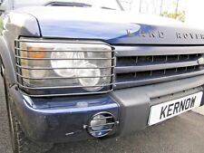 LANDROVER DISCOVERY SERIES 2  TD5  FRONT  HEADLIGHT GUARDS   2002 - 2004