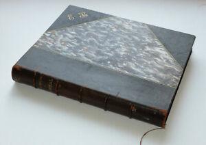FLORÉAL Livre ARMAND SILVESTRE 1891 ENVOI GEORGES CAIN MUSIQUE JULES MASSENET