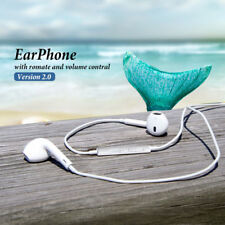 Earbuds Headphones Earphones Mic Remote for Apple iPhone Samsung Galaxy HTC iPod