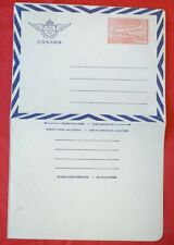 MayfairStamps Canada 15 Cent Mint Postal Stationery Aerogramme WWE64689