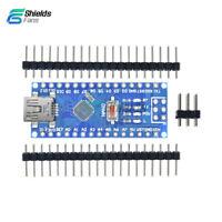 CH340G Nano V3.0 Mini USB ATmega328 5V 16MHz Micro-Controller Driver For Arduino