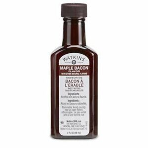 NEW Watkins Maple Bacon Flavor with Other Natural Flavors 2 Ounce