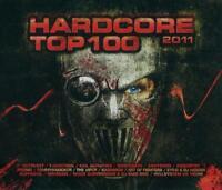 HARDCORE TOP 100 = Nosferatu/Angerfist/Promo/Viper/Ruffneck...=2CD= GABBER !!