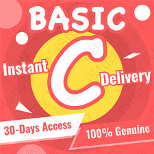 Chegg Study BASIC 30-Days Personal Subscription|24/7 INSTANT DELIVERY