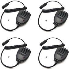 4Pcs Original Baofeng Altavoz Micrófono UV-9R Plus BF-A58 BF-9700 GT-3WP radios