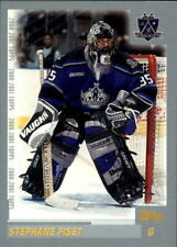2000-01 Topps Hockey #70 Stephane Fiset (BUY 10=FREE S/H)