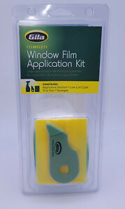 NEW Gila Complete Window Film Application Tool Kit RTK500 Sealed Package