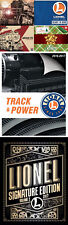 Lionel 2017 Catalogs Xmas Ready-to-run Signature Vol 1 & 2 AF Track