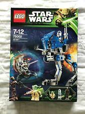 Lego Star Wars 75002 AT-RT (2013), Yoda, New, Sealed, MISB, Rare in sealed box
