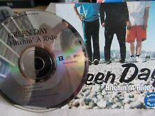 GREEN DAY - HITCHIN' A RIDE - OZ 3 TRK CD - CARD SLEEVE - PUNK - INDIE