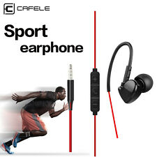 In-Ear Earphone Bass Stereo Headset with Mic for iPhone Samsung 3.5mm cell phone