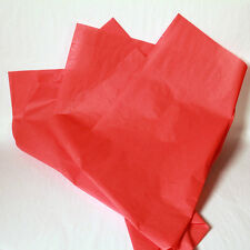 Red Wrapping Tissue Paper - 480 Sheets!!! Free Shipping