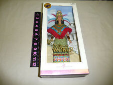 Barbie Collector - Dolls of the World - Princess of Ancient Mexico Barbie NRFB
