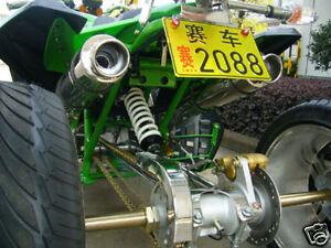 Jinling Racing Quad JLA-21B Tuning Kettenkit / Kette / Kettenrad / Ritzel