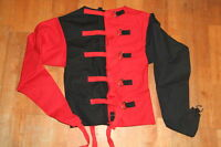Jester style straight jacket Harley Quinn batman medium