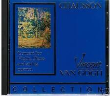 CD CHAUSSON PERLMAN BOLET JUILLIARD QUARTET DECIDE CONCERT VIOLIN PIANO STRING