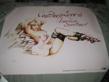 COURTNEY LOVE-(america's sweetheart)-18X24 POSTER-NMINT