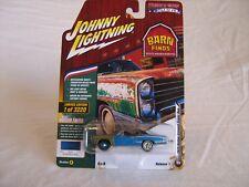 Johnny Lightning Barn Finds '70 Dodge Super Bee Bright Blue Poly