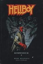 Hellboy compendio 2, Cross Cult