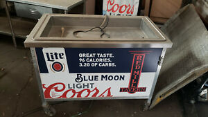 Electric Party Ice Top Cooler electric commercial