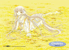 Chobits Chii Wall Scroll Poster Anime Manga NEW