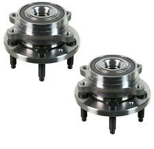 Pair Set of 2 Rear Moog Wheel Bearing Hub Assies Kit for Ford Edge Lincoln MKT
