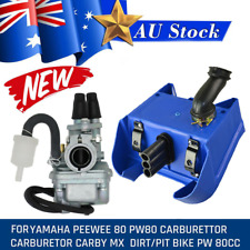 CARBURETOR CARBY + AIR FILTER For YAMAHA PW80 PY80 PEEWEE80 PW PY 80 PIT BIKE