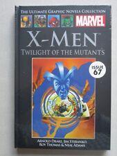 Marvel Graphic Novel Collection #67 X-Men - Twilight of the Mutants - Hardback