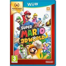 Nintendo Wii U JUEGO SUPER MARIO 3d MUNDO PARA LA NUEVA WIIU Producto NUEVO