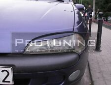 Vauxhall opel tigra MK1 sourcils phare spoiler lightbrows eye couvercles des sourcils
