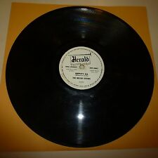 BLACK VOCAL GROUP 78 RPM RECORD - THE MILLER SISTERS - HERALD 455 - PROMO