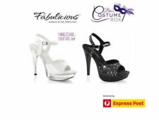 Pleaser Synthetic Solid Heels for Women
